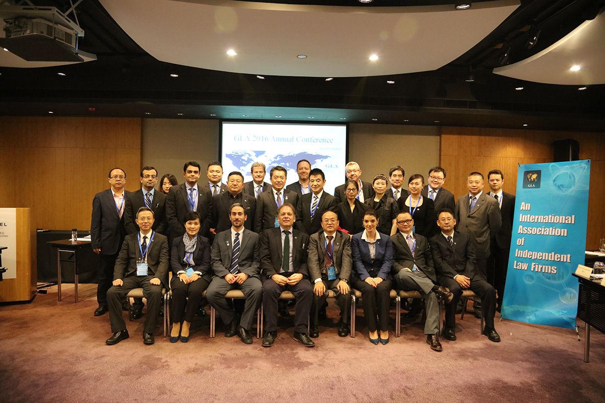 Joint venture P C  WOO and Zhonglun law firm - European Us